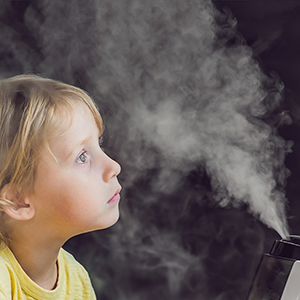 The right water for humidifiers